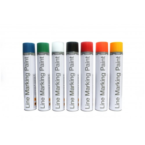 Cobaline white for White line marker paint