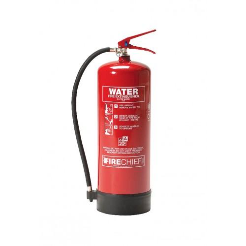 Extinguisher - Water - 9 Litre