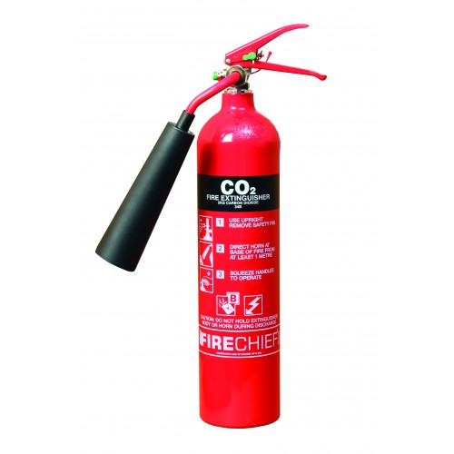 Extinguisher - CO2