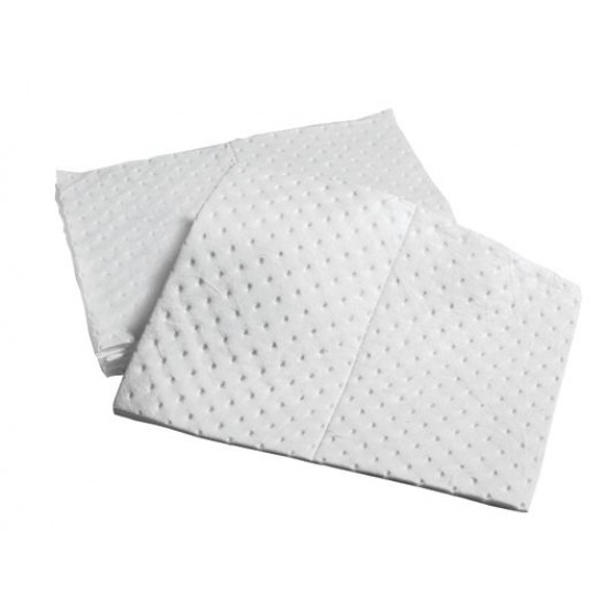 Sorbent Pads - Maintenance - Qty 100