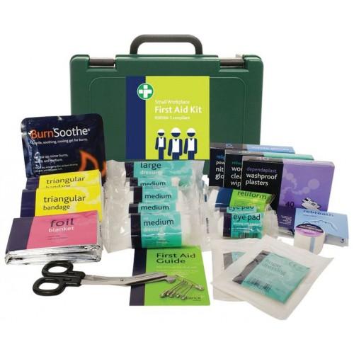 First Aid Kits In Aura Box - BS8599