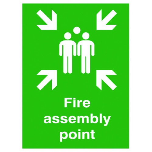 Sign - Fire Assembly Point