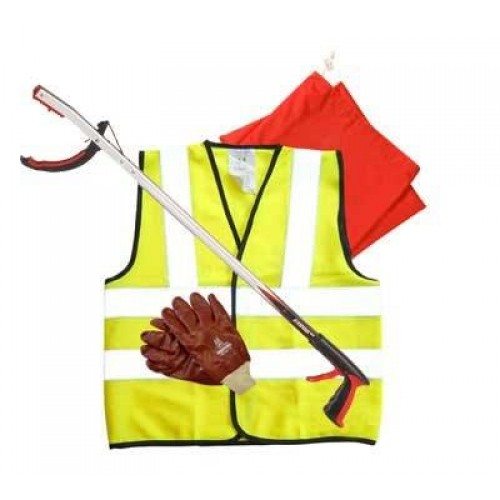 Litter Picking - Tidy Up Kit Streetmaster Pro Adult