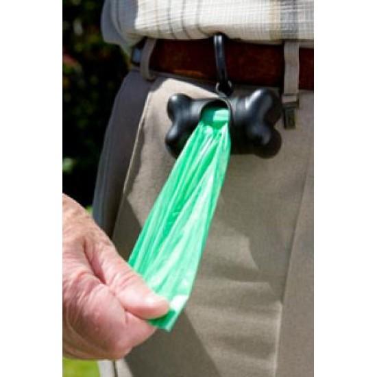 Poop Bags biodegradable - Roll of 20