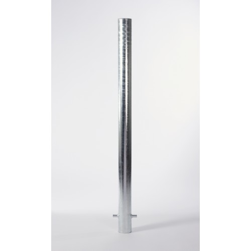 Autopa Plain Round Bollard - Ragged 1400mm