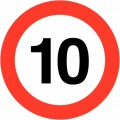 Car park and traffic signs & accessories