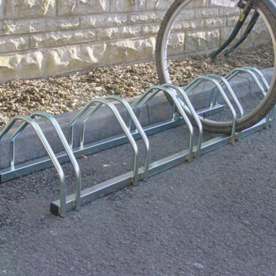 Cycle Rack - 5 Berth