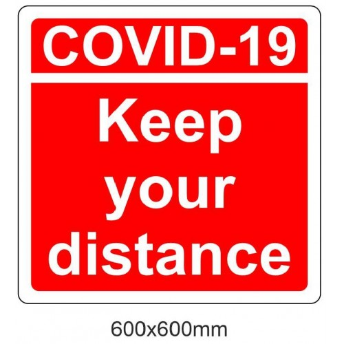 Covid19 Keep Your Distance
