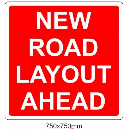 Covid19 New Road Layout Ahead