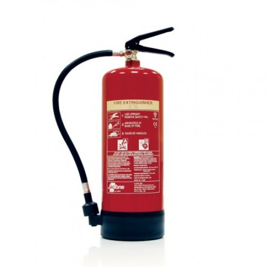 Fire Extinguisher Pack - Stored Pressure Foam Extinguisher and Sign