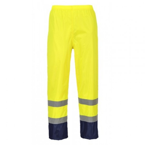 Portwest Hi-Vis Two-Tone Traffic Trousers