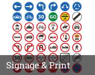 Signage & Print