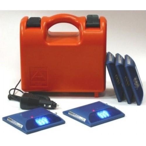 Portable Emergency Flashing Lights Kit