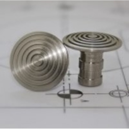 Demarcation Stud - stainless steel - 30mm