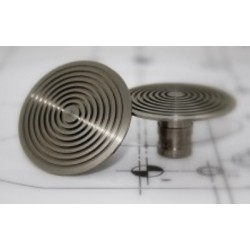 Demarcation Stud - stainless steel - 75mm