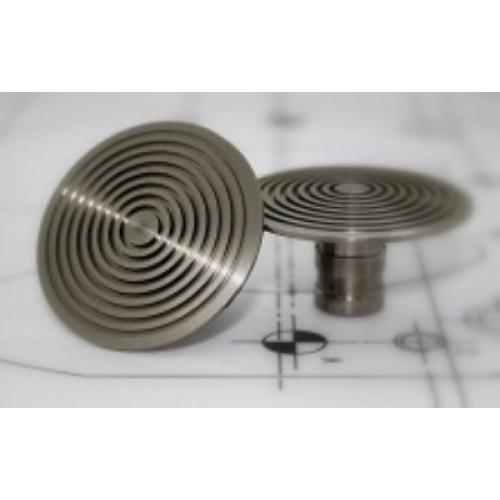 Demarcation Stud - stainless steel - 80mm